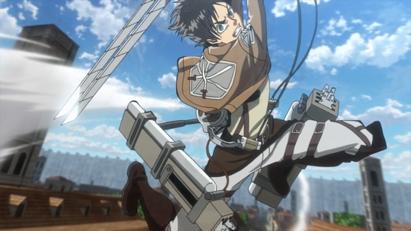 Attack on Titan Screenshots Attack on Titan Collection 1