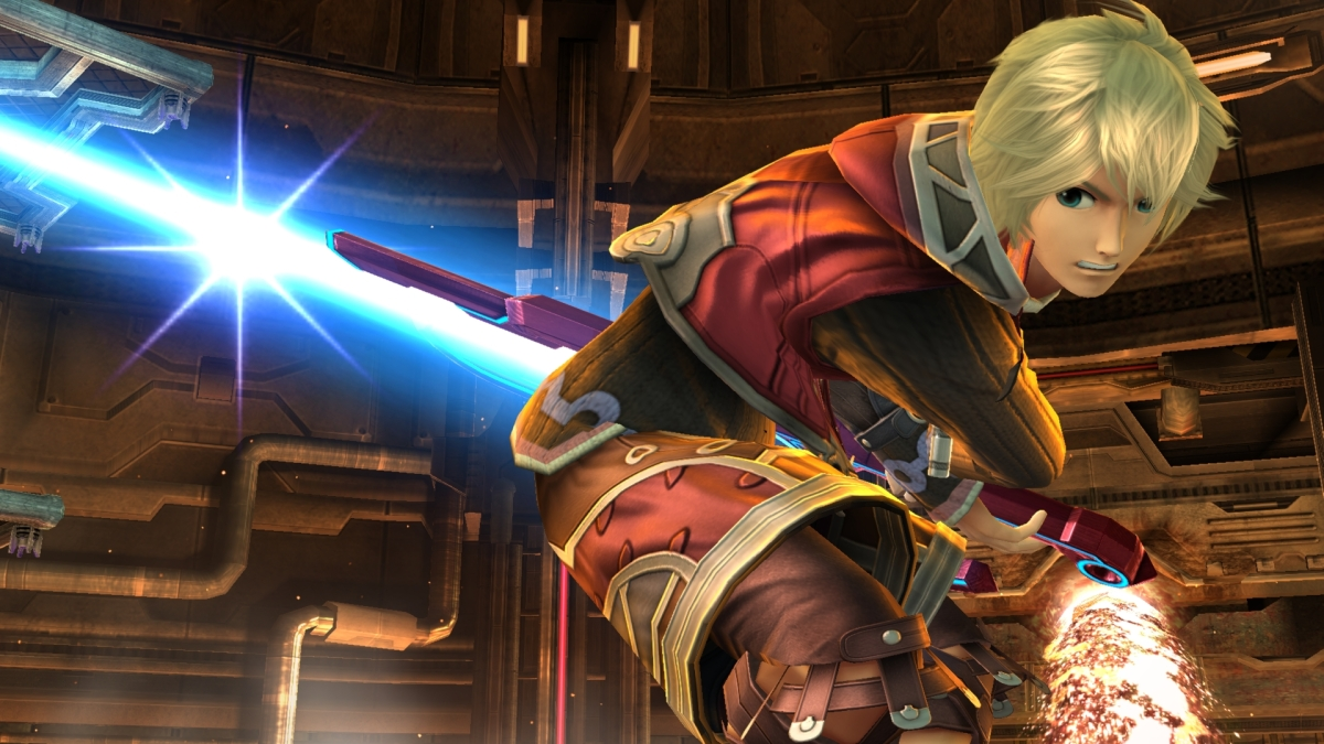 Shulk Of 'Xenoblade Chronicles' Fame Joins New 'Super ...