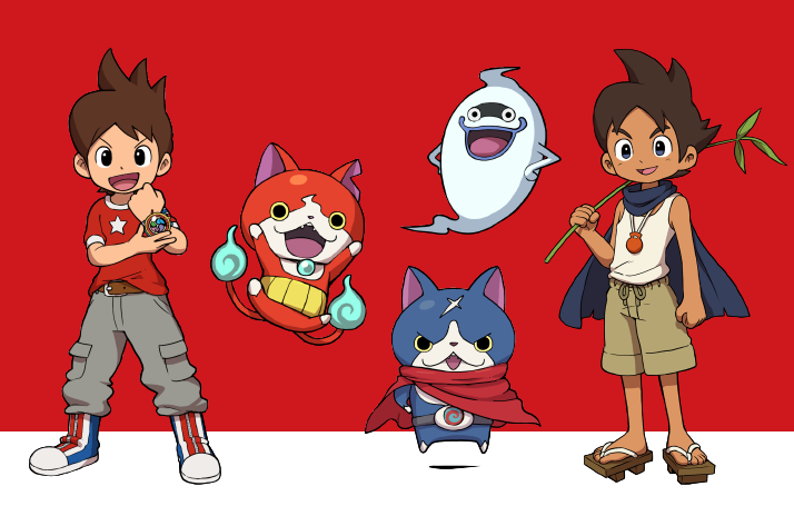 Yo-Kai-Watch-2-Promotional-Image-01
