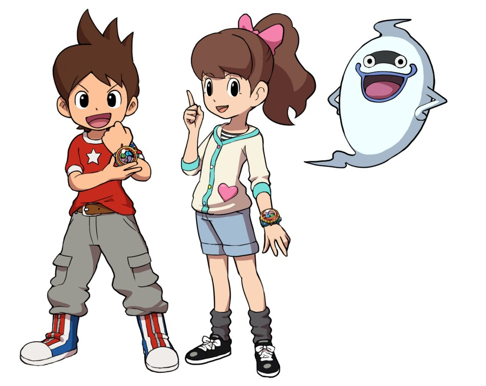 Yo-Kai-Watch-2-Promotional-Character-Image-01